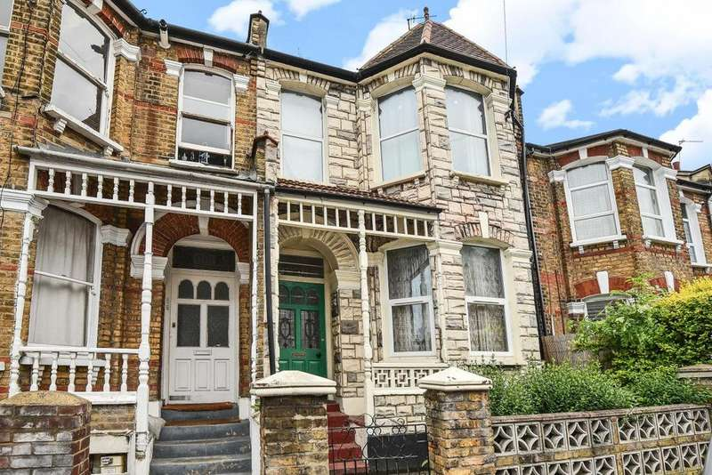 4 Bedrooms Terraced House for sale in Sandrock Road, Lewisham