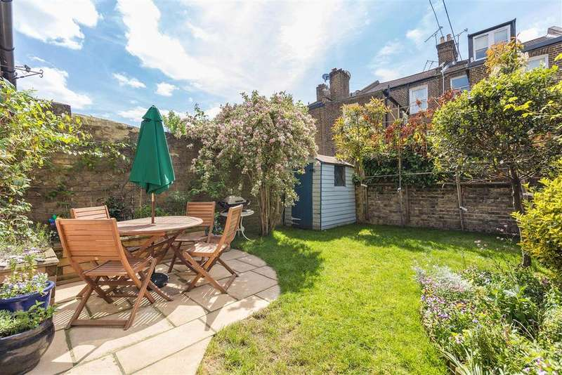2 Bedrooms Flat for sale in Croxley Road, W9