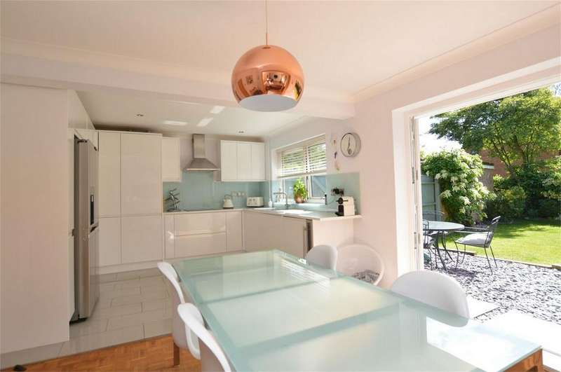 4 Bedrooms Detached House for sale in High Green, Thorpe Hamlet, Norwich, Norfolk