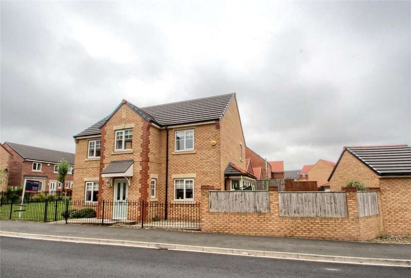 4 Bedrooms Detached House for sale in Mulberry Wynd, Stockton-On-Tees