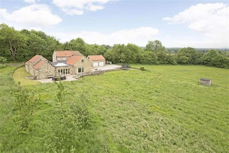 6 Bedrooms Barn Conversion Character Property for sale in Market Flat Lane, Scotton, North Yorkshire