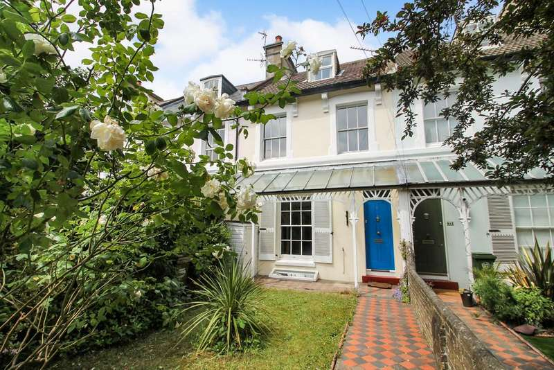 4 Bedrooms Town House for sale in Campbell Road, Southsea PO5
