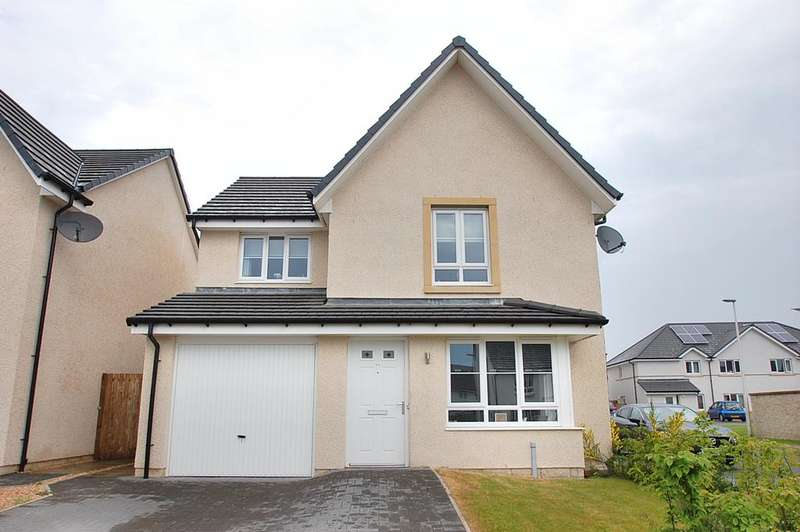 3 Bedrooms Detached House for sale in 71 Appleton Drive, Livingston EH54 6FP