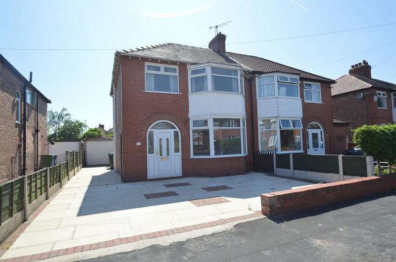 3 Bedrooms Semi Detached House for sale in Mossdale Road, SALE, Cheshire