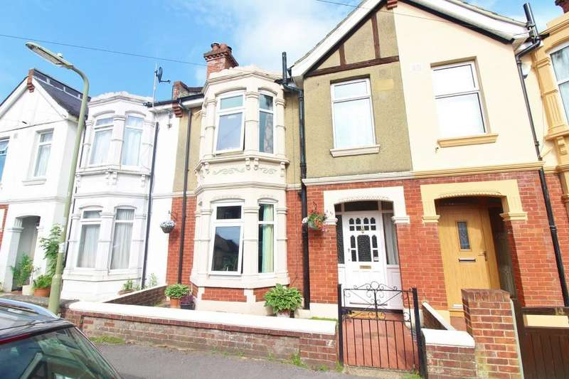 4 Bedrooms Terraced House for sale in St Andrews Road, Gosport