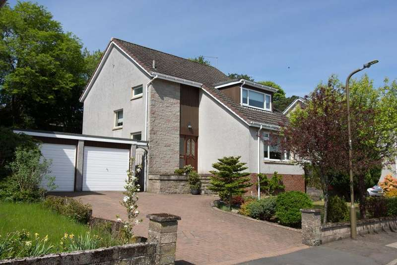4 Bedrooms Detached House for sale in Ochiltree, Dunblane, FK15
