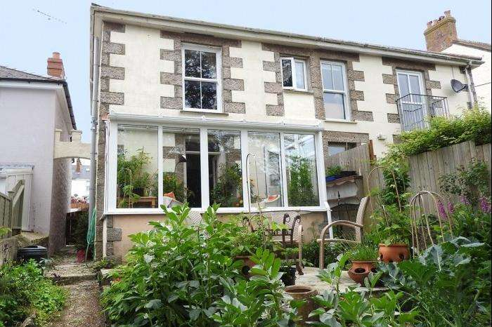 3 Bedrooms Town House for sale in Cantara, Wellington Road, PORTHLEVEN, TR13