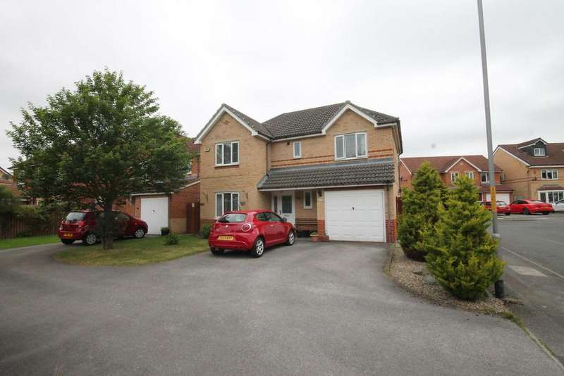 4 Bedrooms Detached House for sale in St. Brides Court, Ingleby Barwick, Stockton-On-Tees