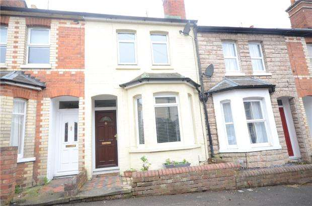 2 Bedrooms Terraced House for sale in Henry Street, Reading, Berkshire