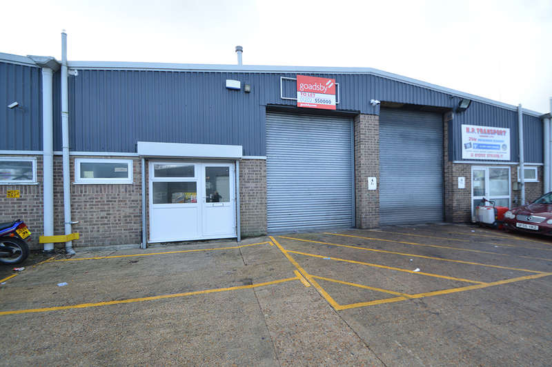 Warehouse Commercial For Rent In Unit 19 West Howe Industrial Estate Elliott Road