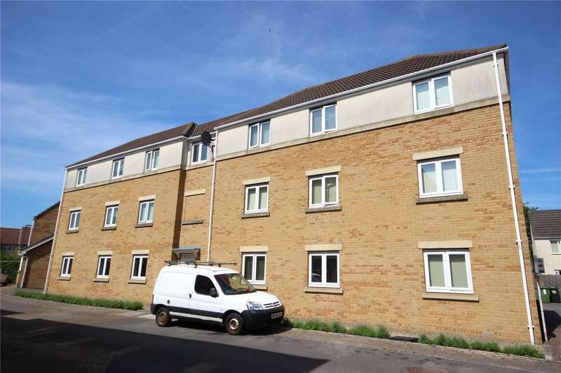 2 Bedrooms Flat for sale in The Hedgerows Bradley Stoke Bristol BS32