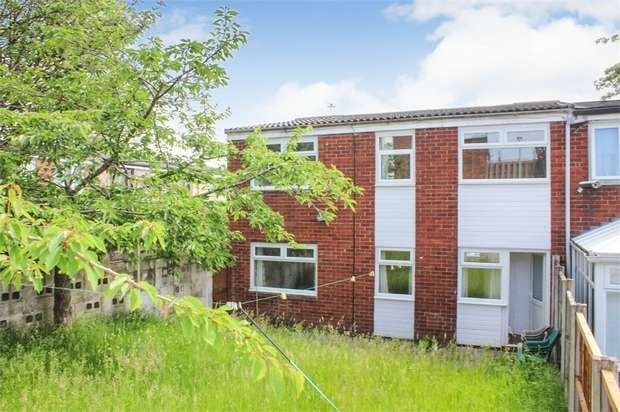 3 Bedrooms Semi Detached House for sale in Tanfields, Skelmersdale, Lancashire