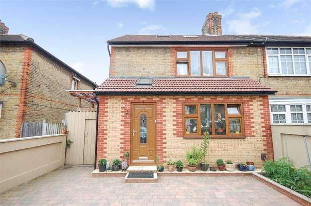 5 Bedrooms Semi Detached House for sale in Brookfield Road, London