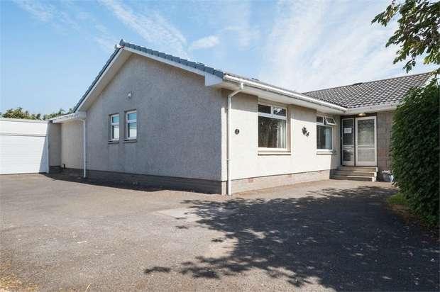4 Bedrooms Detached Bungalow for sale in Ben More Avenue, Montrose, Angus