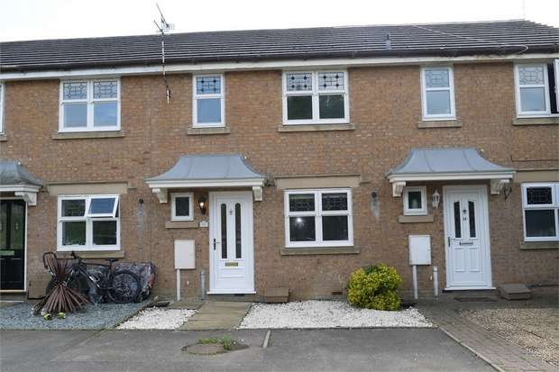 3 Bedrooms Terraced House for sale in Petworth Drive, Market Harborough, Leicestershire
