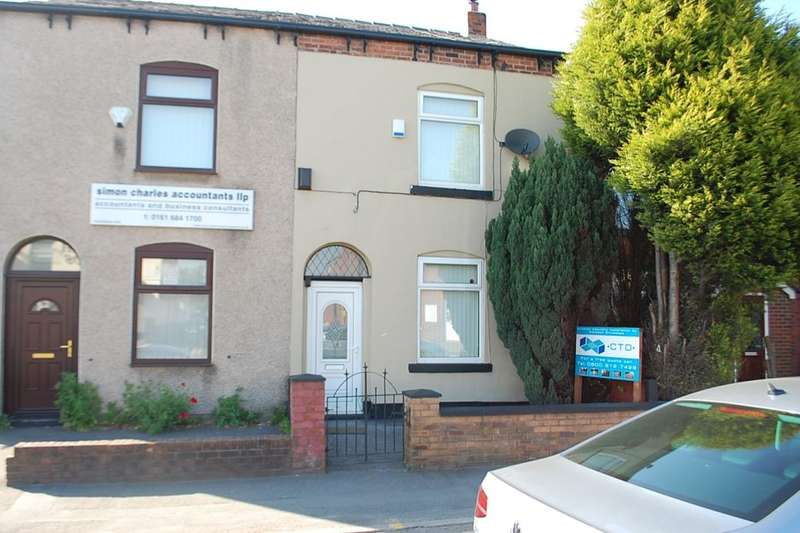2 Bedrooms Terraced House for sale in Oldham Road, Failsworth, Manchester, M35