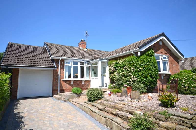 2 Bedrooms Detached Bungalow for sale in Bollinbarn Drive, Macclesfield