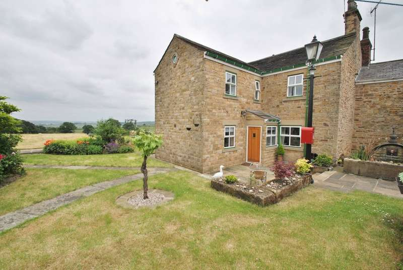 4 Bedrooms Semi Detached House for sale in Lea Brook Lane, Wentworth, Rotherham