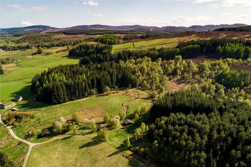 Land Commercial for sale in Balnakilly Chalets, Kirkmichael, Blairgowrie, Perth and Kinross, PH10