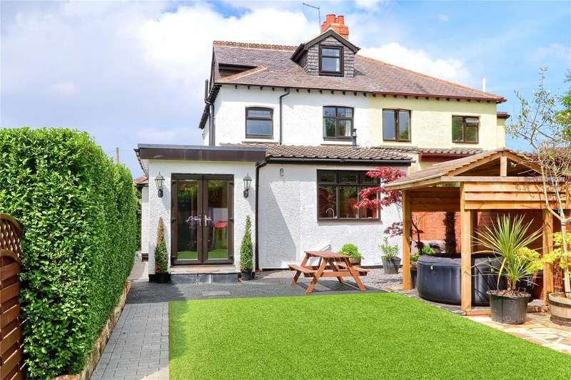 4 Bedrooms Semi Detached House for sale in Gypsy Lane, Nunthorpe