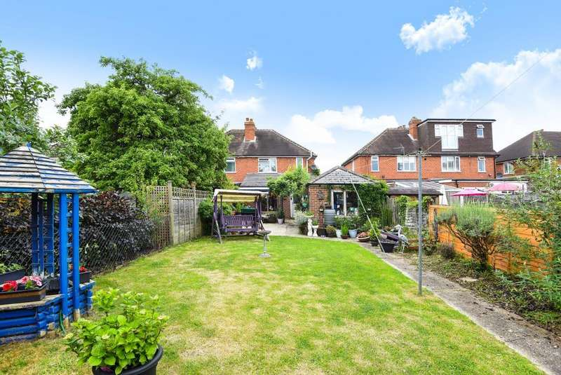 3 Bedrooms House for sale in Whitley Wood Road, Reading, RG2