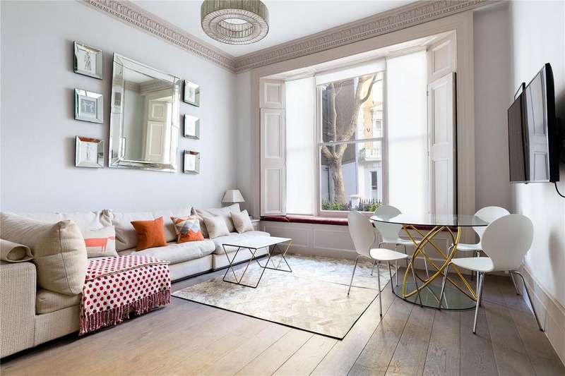 2 Bedrooms Apartment Flat for sale in Linden Gardens, London, W2