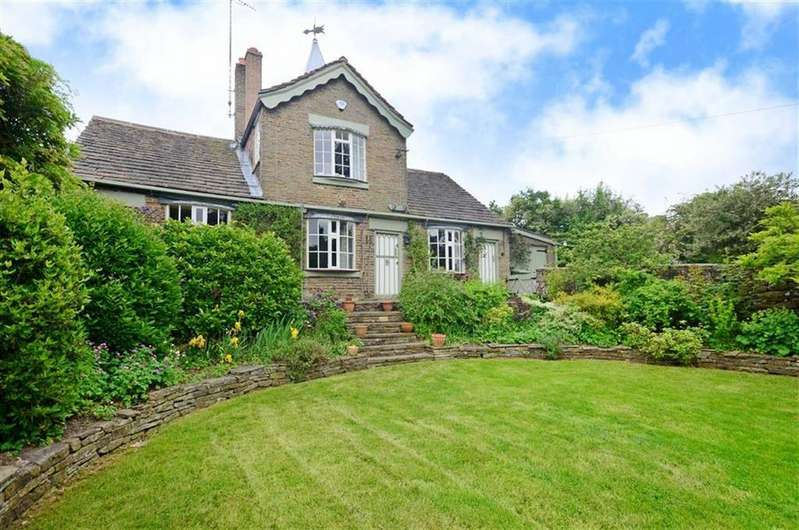 3 Bedrooms Cottage House for sale in Chapel Cottage, Cordwell Lane, Millthorpe, Holmesfield, Derbyshire, S18
