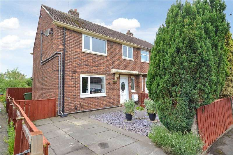 3 Bedrooms Semi Detached House for sale in Flounders Road, Yarm, Stockton-On-Tees