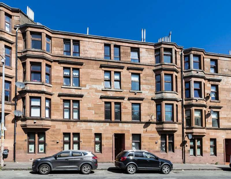 2 Bedrooms Flat for sale in Petershill Road, Glasgow