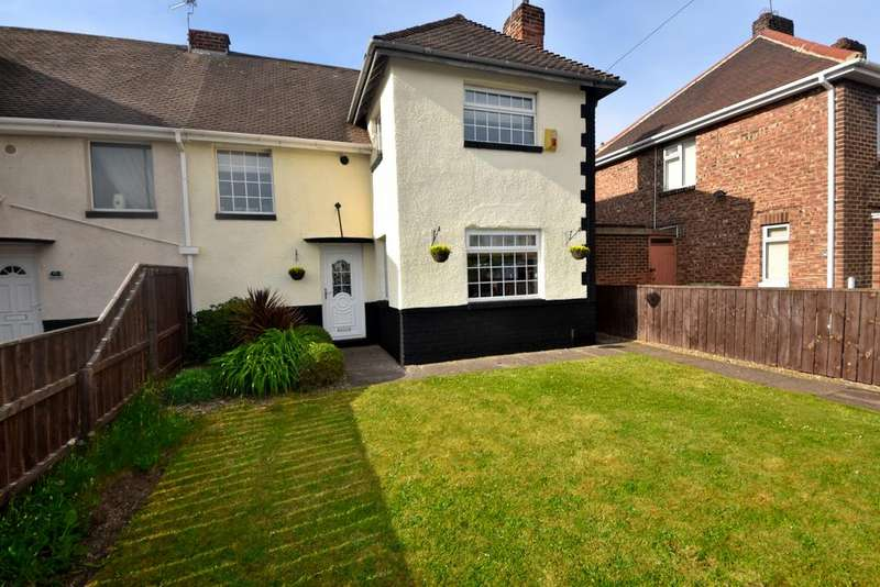 3 Bedrooms Semi Detached House for sale in Rydal Avenue , Redcar TS10