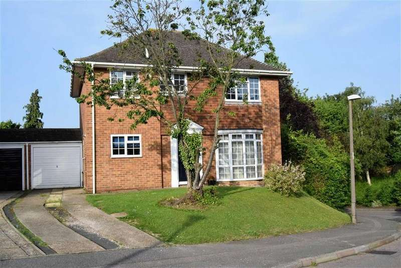 4 Bedrooms Detached House for sale in Lombardy Close, Hempstead