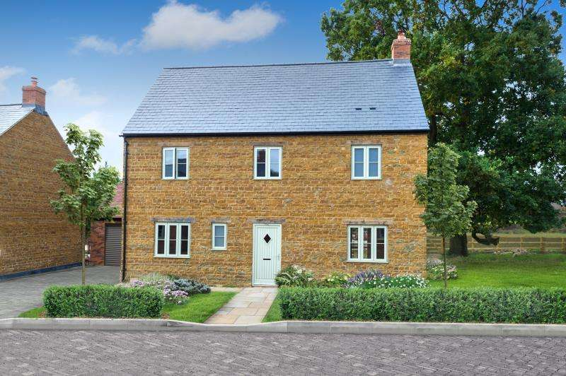 4 Bedrooms Detached House for sale in Plot 5, Noral Way, Banbury, Oxfordshire