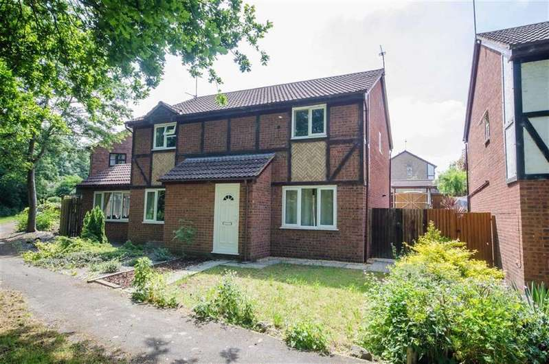 3 Bedrooms Semi Detached House for sale in Lucerne Close, Huntington, Chester, Chester
