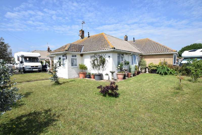 2 Bedrooms Bungalow for sale in Innings Drive, Pevnsey Bay BN24