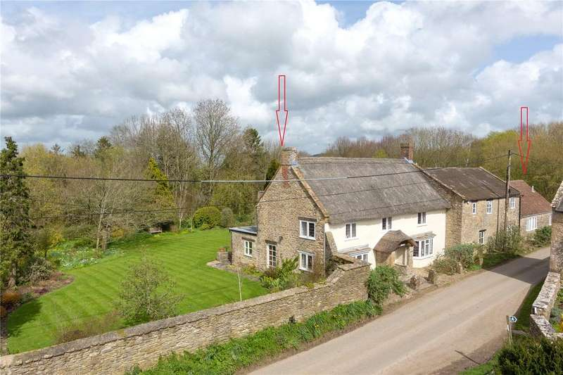 6 Bedrooms Detached House for sale in Beer Hackett, Sherborne, Dorset, DT9