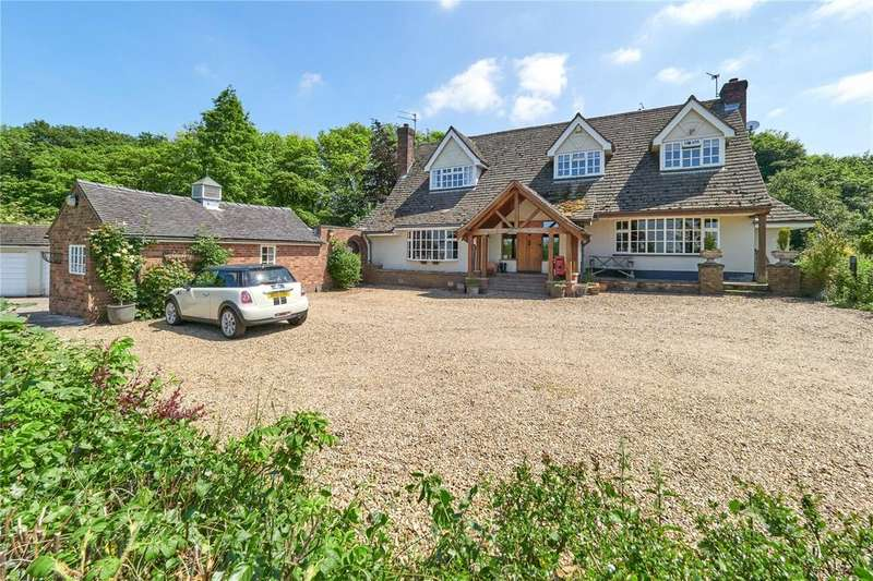 4 Bedrooms Detached House for sale in Fence Lane, Newbold Astbury, Congleton, Cheshire, CW12