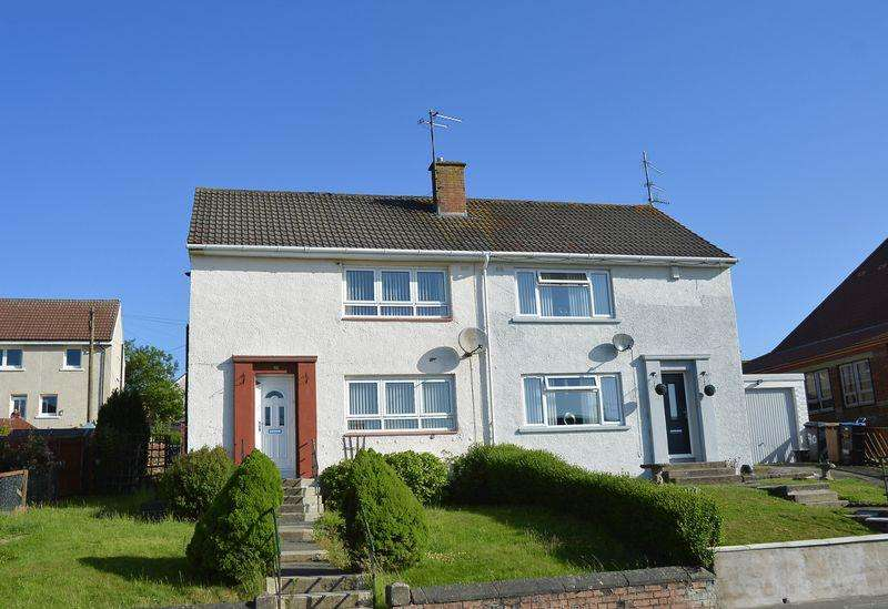 3 Bedrooms Semi-detached Villa House for sale in 92 Lane Crescent, Drongan