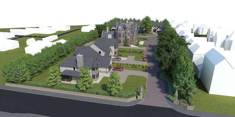 5 Bedrooms Detached House for sale in Avon Hall Gardens, Grangemouth, Falkirk, FK3 9BU