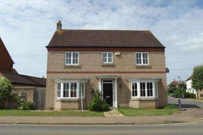 4 Bedrooms Detached House for sale in Sandy Road, Potton, Sandy, Bedfordshire