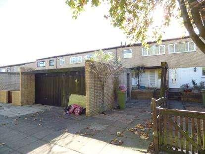 3 Bedrooms End Of Terrace House for sale in Downs Barn Boulevard, Downs Barn, Milton Keynes, Buckinghamshire