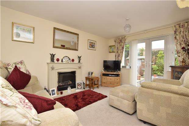 3 Bedrooms Detached Bungalow for sale in Reading Court, Kingswood, BS15 1DA