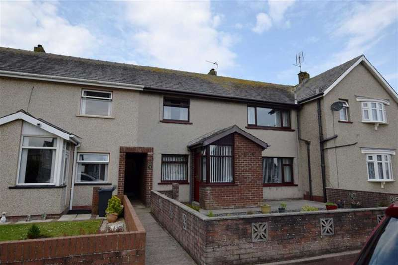 3 Bedrooms Terraced House for sale in Windrush Crescent, Barrow In Furness, Cumbria