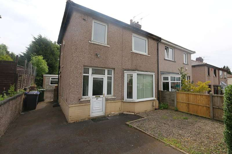 2 Bedrooms Semi Detached House for sale in Bath Street, Nelson, Lancashire, BB9 0NP