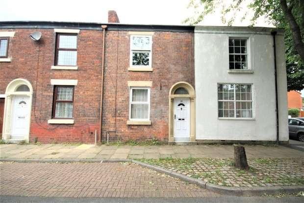 2 Bedrooms Terraced House for sale in Bird Street, Preston, PR1