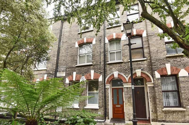 2 Bedrooms Flat for sale in Bonnington Square, SW8