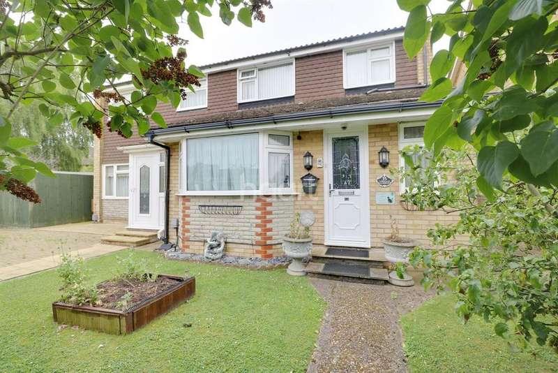 3 Bedrooms Semi Detached House for sale in Verulam Gardens