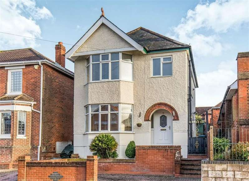 3 Bedrooms Detached House for sale in Oaktree Road, Bitterne Park, SOUTHAMPTON, Hampshire