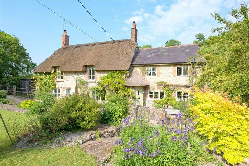 4 Bedrooms Detached House for sale in Huish, Sydling St.Nicholas, Dorset, DT2