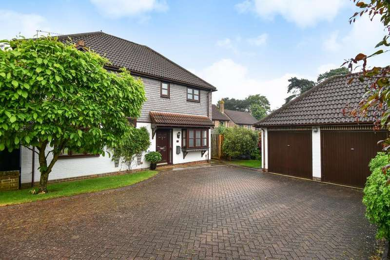 4 Bedrooms Detached House for sale in Highgrove Park, Maidenhead, SL6