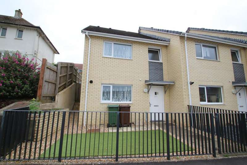 3 Bedrooms End Of Terrace House for sale in Foulston Avenue, Plymouth